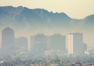 Phoenix Arizona Pollution