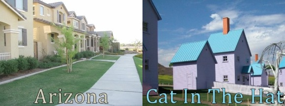 Arizona is as bland as Cat In The Hat