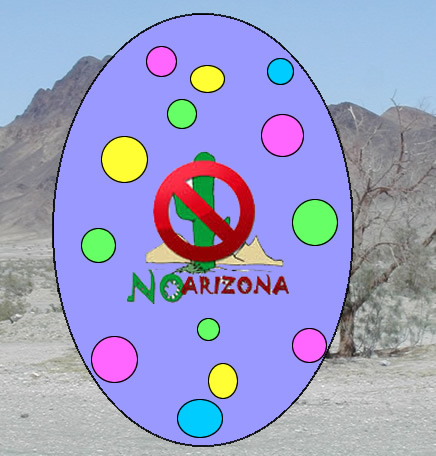 Happy Easter from NoArizona