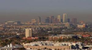 Phoenix ranked 7th most polluted city