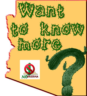 No Arizona provides inside knowledge of life in Arizona