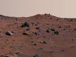 Mars or Arizona?