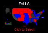 Arizona deaths by falling
