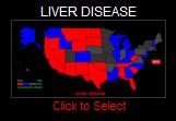 Liver disease deaths in Arizona