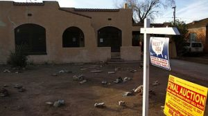 Arizona ranks #3 for most homes in foreclosure